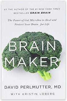 brain maker book cover suggested for stroke patients