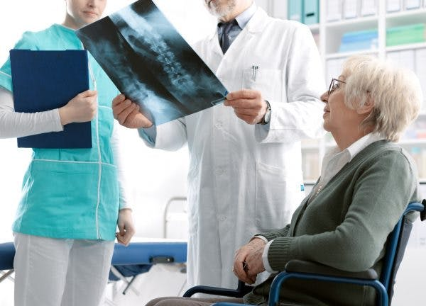 chances of osteoporosis after spinal cord injury