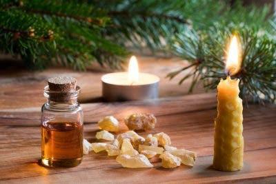 essential oils like frankincense make excellent gifts for brain injury patients
