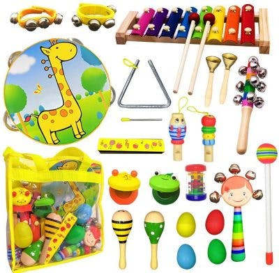 instrument toys for kids with cerebral palsy