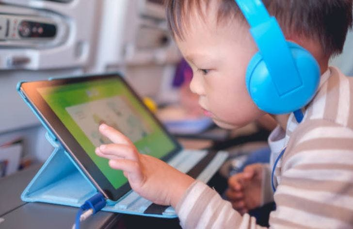 ipad games for children with cp