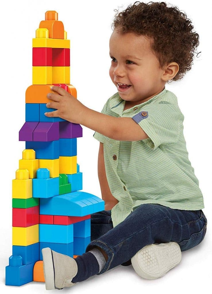 mega bloks toys for children with cerebral palsy