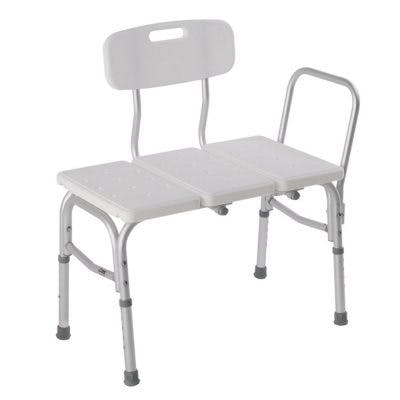 stool for shower use in occupational therapy