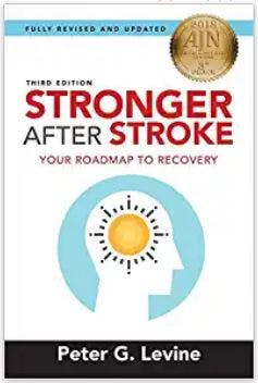 stronger after stroke book cover