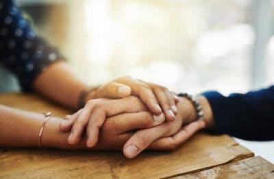 Empatía con una persona que sufrió un ACV