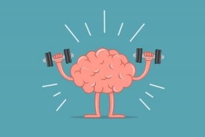 cerebro ejercitándose