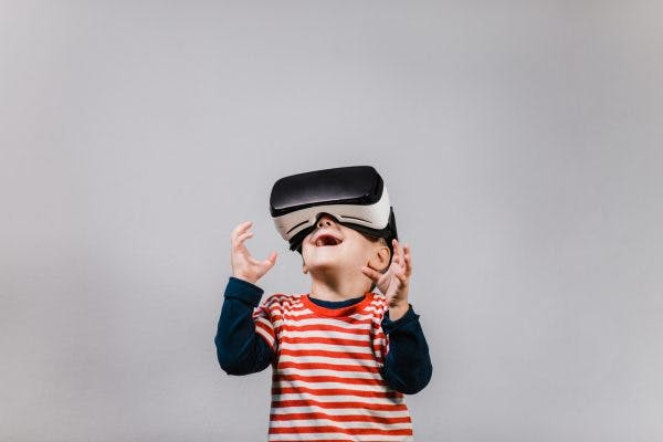 using virtual reality for cerebral palsy