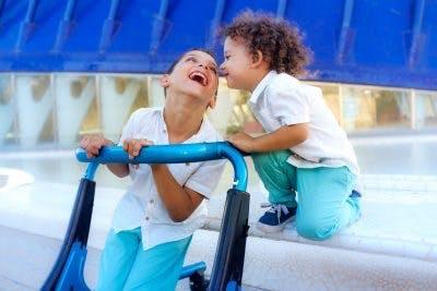 cerebral palsy gait training to improve walking
