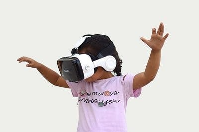 cerebral palsy virtual reality to improve walking