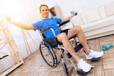 exercising to improve mood after spinal cord injury