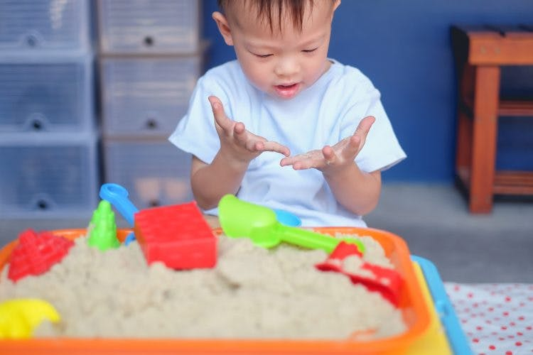 fun sensory activities for cerebral palsy