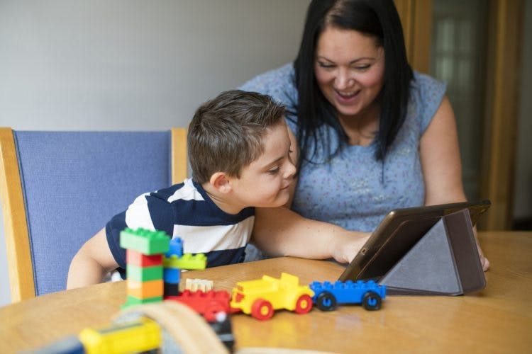 using AAC for cerebral palsy