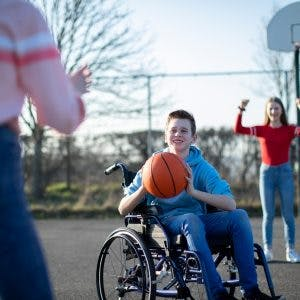 fun sports for cerebral palsy