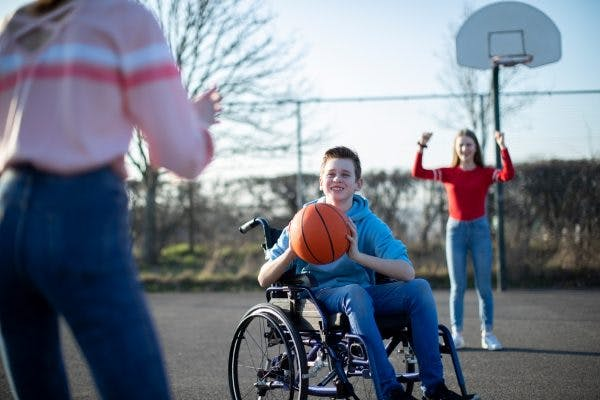 fun sports for cerebral palsy