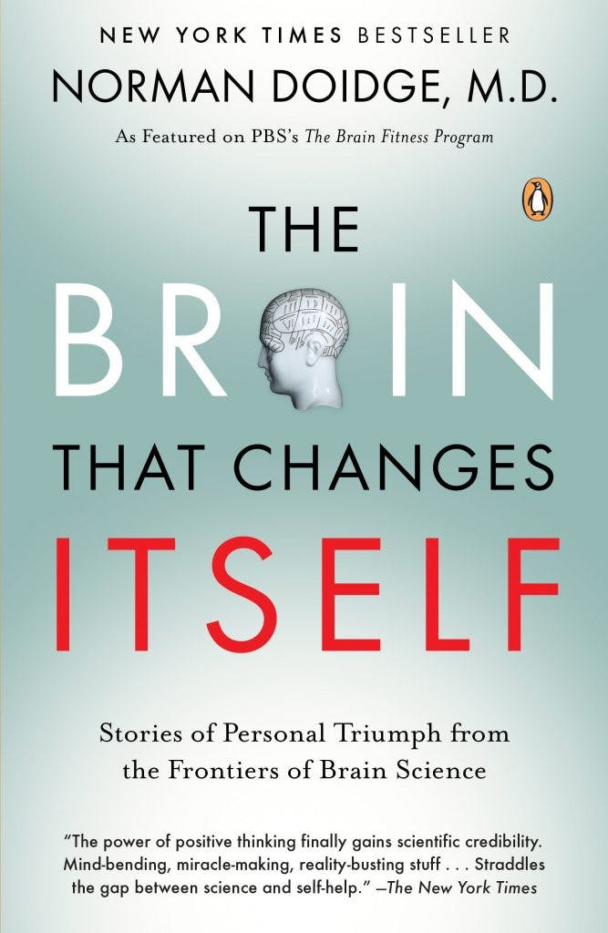 the brain that changes itself stroke recovery book
