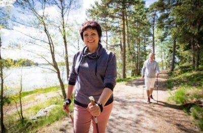 Änderungen des gesunden Lebensstils für die Wiederherstellung eines kleinen Schlaganfalls