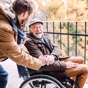 managing cerebral palsy in elderly patients