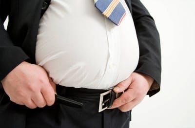 Fettleibigkeit verursacht Schlaganfall