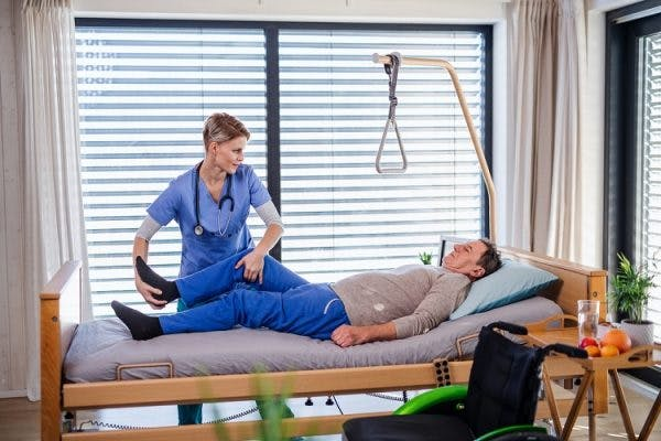 helpful bed mobility exercises for spinal cord injury rehabilitation