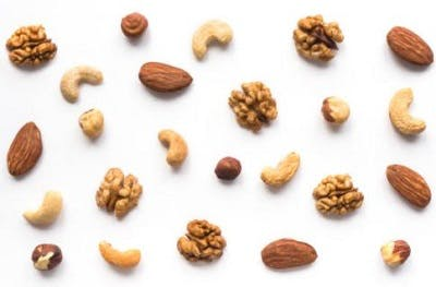 nuts for maintaining healthy diet after spinal cord injury