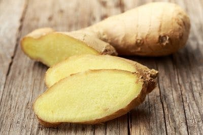 ginger for promoting brain health