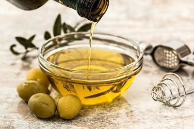adding olive oil to cerebral palsy diet