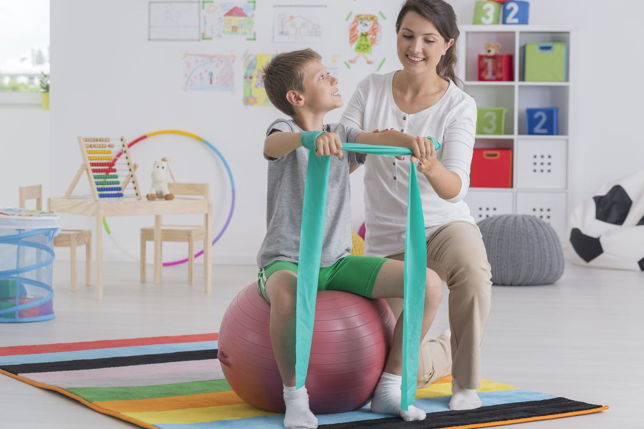 benefits of physical therapy for cerebral palsy