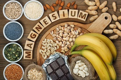 foods that are high in magnesium for brain injury recovery