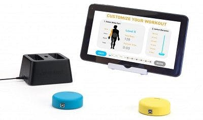 fitmi home therapy device for spinal cord injury patients