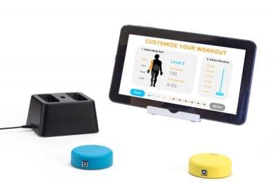 équipement d'exercice complet du corps pour les patients victimes d'un AVC