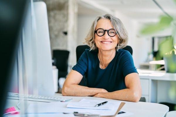 brain injury survivor improving focus and attention at work