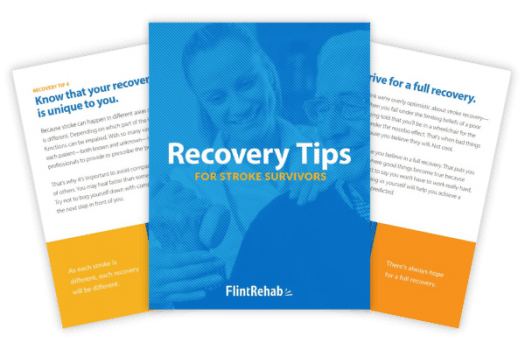 stroke recovery tips ebooks with fanned pages (1)